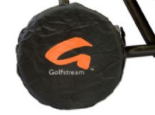 Golfstream Golf Trolley Wheel Covers Pr
